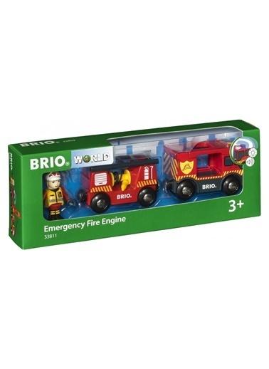 Brio BRIO Acil ıtfaiye Aracı 33811 Renkli
